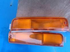 Повторитель поворота в бампер. Nissan Terrano, LR50, LUR50, LVR50, PR50, R50, RR50, TR50, 50 Двигатели: QD32ETI, QD32TI, TD27ETI, TD27TI, VG33E, VQ35D...