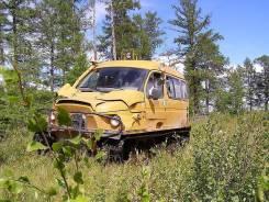 """ГАЗ 34. Продам или обменяю гусеничный вездеход """"Бобр"""", 2 800куб. см."""
