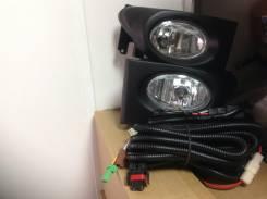 Фара противотуманная. Honda Airwave, GJ1, GJ2 Двигатель L15A