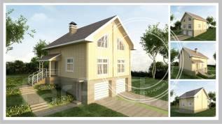 M-fresh Summer residence. 100-200 кв. м., 3 этажа, 6 комнат, дерево