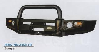 Бампер. Mitsubishi Triton. Под заказ