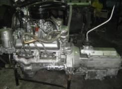 Двигатель в сборе. ЗИЛ