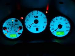 Спидометр. Subaru Impreza, GDA, GDB