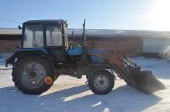 МТЗ 82.1. Тракторы и сельхозтехника