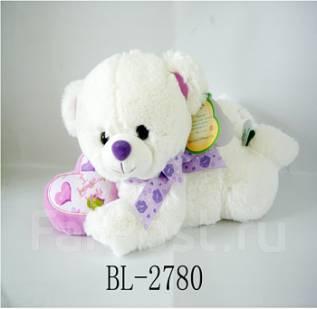 Медвежонок со влюбленным сердечком ко Дню Святого Валентина!
