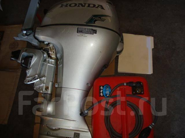 подвесные моторы хонда цены