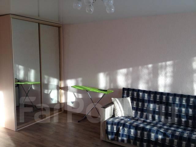 1-комнатная, бульвар Уссурийский 58. Центральный, 30 кв.м. Вторая фотография комнаты