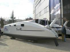 Парусно-моторный катамаран Indigo 920. Длина 9,20м., Год: 2014 год