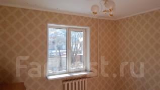 3-комнатная, Рыбацкая ул. Арсеньева, агентство, 64 кв.м. Вид из окна днем