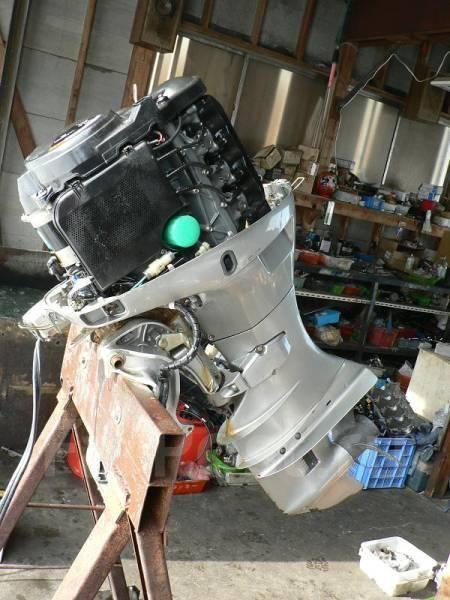 лодочные моторы honda 50 б/у
