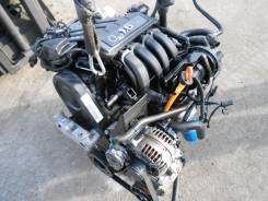 Двигатель контрактный Volkswagen Passat 1.6 FSI BLF, BLP