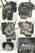 Двигатель в сборе. Honda Civic, EU, EU1, EU2, EU3, EU4, EU5, EU6, EU7, EU8, EU9