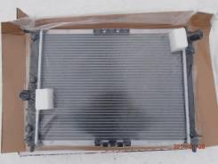 Радиатор охлаждения двигателя. ЗАЗ Шанс Chevrolet Lanos, T100 Daewoo Sens, T100 Daewoo Lanos
