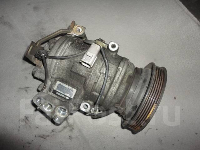 Компрессор кондиционера. Toyota Celica, ST205 Двигатель 3SGTE