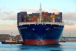 Экспедирование морем строительных материалов, металлопроката, оборудов