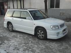 Спойлер. Subaru Forester, SF5. Под заказ