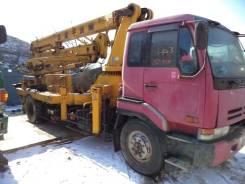 Nissan Diesel. CK450LN, PF6T