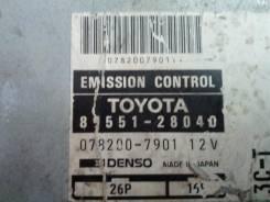 Блок управления двс. Toyota Town Ace Noah, CR50, CR50G, CR40 Toyota Lite Ace Noah, CR40, CR50 Двигатели: 3CT, 3CTE