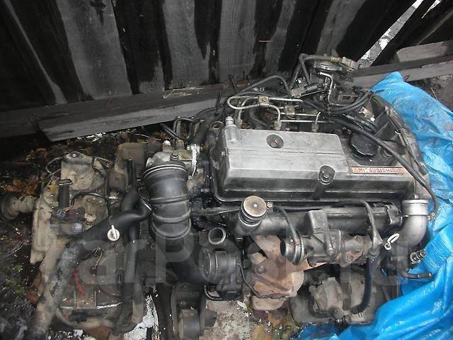 каталог запчастей двигателя митсубиси 4д68 дизель