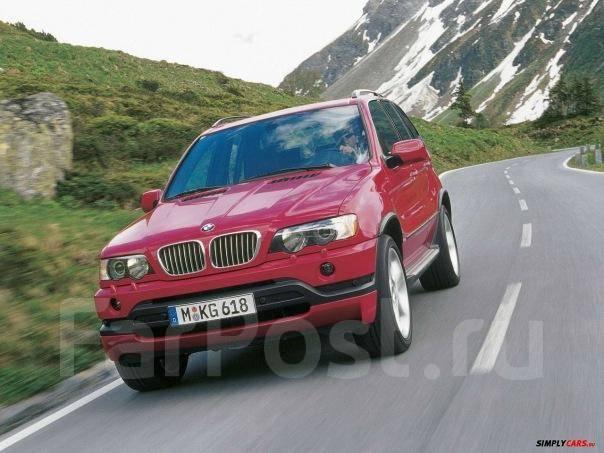 Обвес кузова аэродинамический. BMW X5