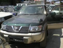 Nissan Safari. RAZNE, RAZNEDBC