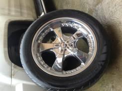 Diablo Wheels. 9.5x20, 5x114.30, 5x120.00, ET30, ЦО 64,0мм.