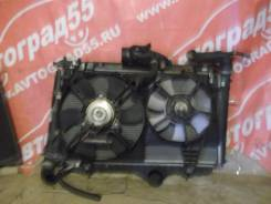 Вентилятор радиатора кондиционера. Volvo S40 Volvo V40