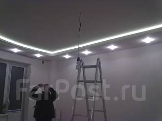 Отделка и ремонт квартир, офисов, коттеджей, магазинов и т. д. под ключ