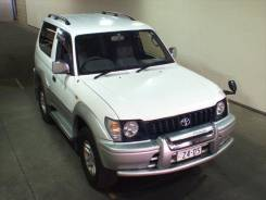 Toyota Land Cruiser Prado. 90