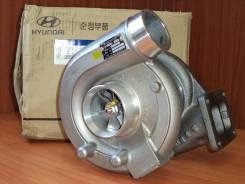 Турбина. Hyundai HD Hyundai Aero Двигатель D6AB