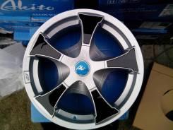 Продаю новые литые диски на 15 6.5*15 4*100/114.3 ET35 73.1. 6.5x15, 4x100.00, 4x114.30, ET35, ЦО 73,1мм. Под заказ