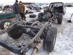 Мост. Toyota Land Cruiser, HDJ81 Двигатель 1HDT