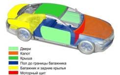 Шумоизоляция автомобилей! Акция! 1 дверь работы 1000 руб.