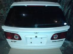 Дверь багажника. Toyota Caldina, ST215W