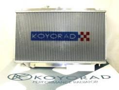 Радиатор охлаждения двигателя. Nissan Skyline, BNR34