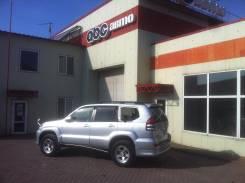 Toyota Land Cruiser Prado. VZJ120, 5VZFE