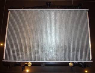 Радиатор охлаждения двигателя. Nissan Skyline, ER33, ENR33, HR33, BCNR33, ECR33