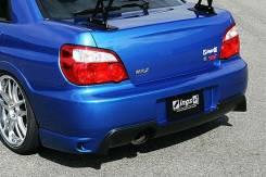 Бампер. Subaru Impreza WRX, GDB Subaru Impreza WRX STI