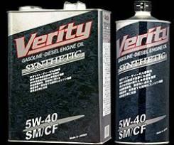 Verity. Вязкость 5W40, синтетическое