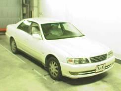 Toyota Chaser. GX100, 1GFE