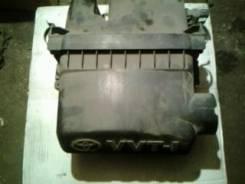 Корпус воздушного фильтра. Toyota Vitz Двигатель 1SZFE
