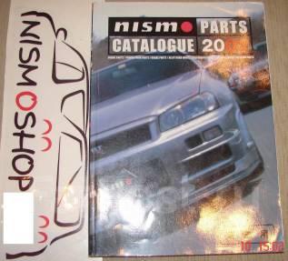 Nismoshop Каталог Nismo 2002