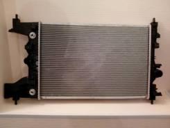 Радиатор охлаждения двигателя. Chevrolet Orlando Chevrolet Cruze