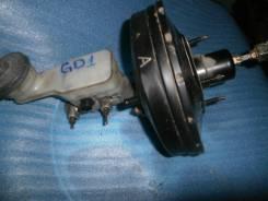 Цилиндр главный тормозной. Honda Fit, GD1 Двигатель L15A