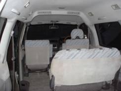 Обшивка потолка. Mitsubishi Delica, PD4W