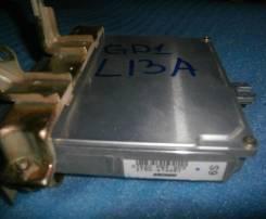 Блок управления двс. Honda Fit, GD1 L13A