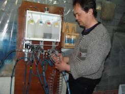 Оборудование для хромирования и золочения.