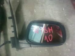 Зеркало заднего вида боковое. Toyota Wish, ZNE10 Двигатель 1ZZFE