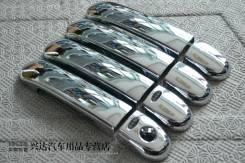 Накладка на ручку двери внутренняя. Nissan: Tiida, AD, March, Note, Wingroad