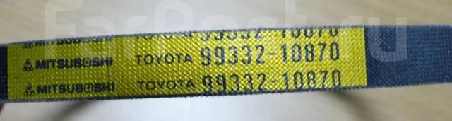 Ремень. Toyota: Corolla, Lite Ace, Toyoace, Town Ace, 4Runner, Hilux, Celica, Dyna, Starlet Двигатели: 4ALC, 4AL, 2AL, 3CE, 5L, 4YE, 4Y, 3YE, 2L, 3Y...